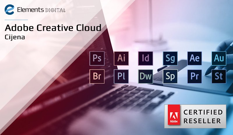 Adobe Creative Cloud cijena
